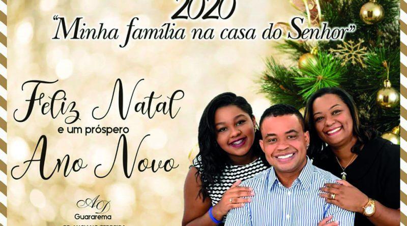"""""""Minha Família na casa do Senhor"""""""