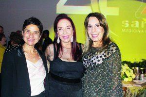 Silene Colunista , Silene Cunha  colunista Mogi, e Dra. Ana Siqueira.