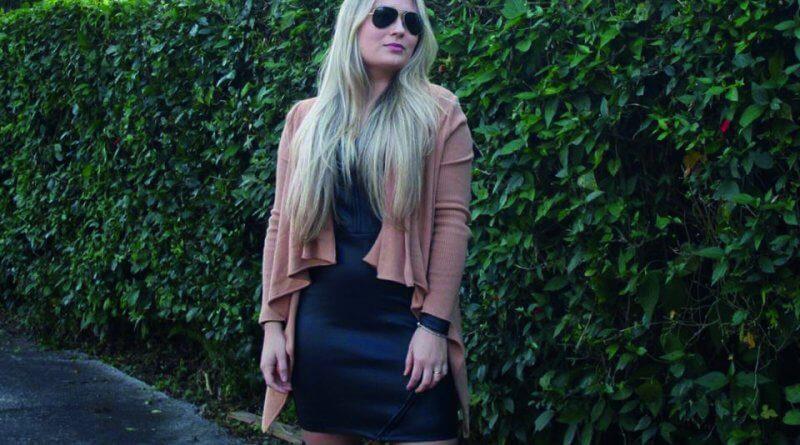 Look do dia: Tatiane de Oliveira