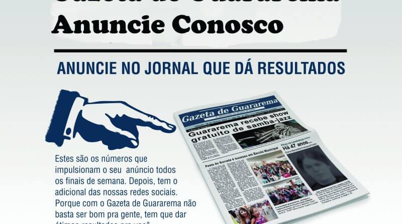 Jornal Gazeta de Guararema