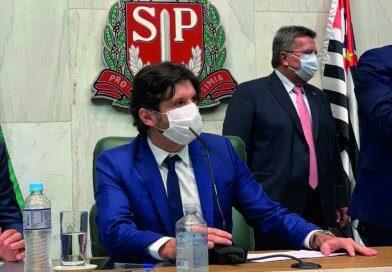 Guararemense é eleito 2º vice- presidente da Alesp