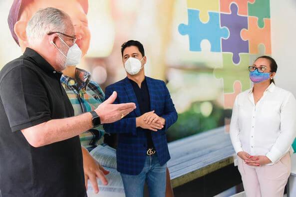 APAE Guararema completou 1 ano de fundação